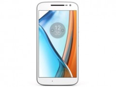 Lenovo Moto G4 16GB Λευκό Dual Sim Smartphone