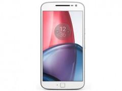 Lenovo Moto G4 Plus 16GB Λευκό Dual Sim Smartphone