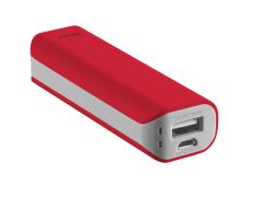 TRUST Primo Powerbank 2200 Red - (21223)