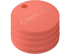 CHIPOLO Chipolo Plus - Coral Red