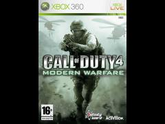 Call of Duty 4: Modern Warfare Classic Xbox 360