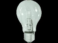 EUROLAMP Λάμπα κοινή Αλογόνου 70W E27 240V Διάφανη - (800-88262)