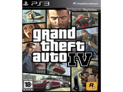 Grand Theft Auto 4 PlayStation 3
