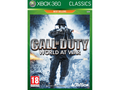 Call of Duty: World at War Classic Xbox 360