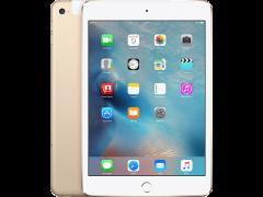 APPLE iPad mini 4 Wi-Fi + Cellular 128GB Gold - (MK782RK/A)