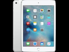 APPLE iPad mini 4 Wi-Fi + Cellular 128GB Silver - (MK772RK/A)
