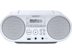 SONY ZS-PS50 White - (ZS-PS50W)