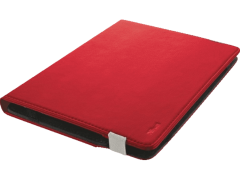 TRUST Primo Folio Case-Stand 10 Tablets Red - (20316 )