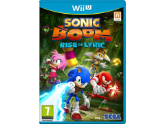 Sonic Boom Rise of Lyrics Nintendo Wii U