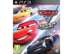Cars 3 Driven to Win PlayStation 3