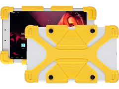 YENKEE Universal Shockproof Tablet Cover 7''-8'' Yellow - (YBT 0725YW)
