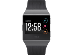 FITBIT Ionic Charcoal/ smoke gray (FB503GYBK-EU)