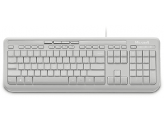 MICROSOFT Microsoft Wired Keyboard 600 GR White - (ANB-00031)