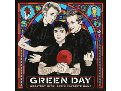 Green Day - Greatest Hits Gods Favorite Band [CD]