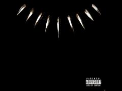 VARIOUS - Black Panther The Album [CD]
