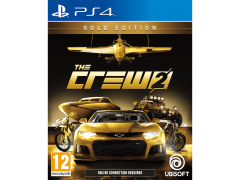 The Crew 2 Gold PlayStation 4