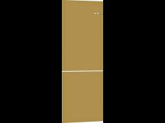 BOSCH KVN39IX4A Pearl Gold (KGN39IJ4A μαζί με πρόσοψη KSZ1BVX00)