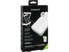 INTENSO Power Bank High 20000mAh White