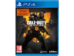 Call Of Duty Black Ops IV Specialist Edition PlayStation 4