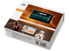 ESTAR Themed Tablet 7 inches 4core 8GB WiFi - BB8 Robot Case