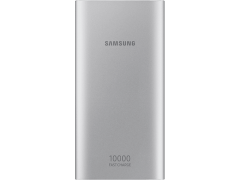SAMSUNG Fast External Battery Pack Type-C 10.000 Silver