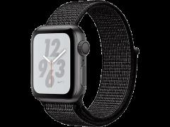 APPLE Watch Nike plus Series 4 GPS 40mm Space Grey - MU7G2GK/A