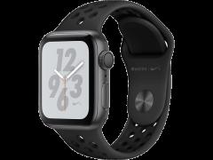 APPLE Watch Nike plus Series 4 GPS 40mm Black - MU6H2GK/A