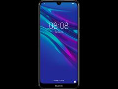 HUAWEI Y6 2019 Dual SIM - Midnight Black
