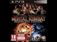 Mortal Kombat Komplete Edition PlayStation 3