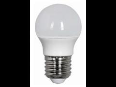 EUROLAMP LED SMD GLOBE G45 4W Ε27 6500K 240V - (147-84440)