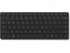 MICROSOFT Designer Compact Keyboard Bluetooth Black