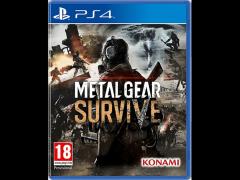PS4 METAL GEAR SURVIVE SURV PACK DLC PlayStation 4