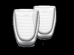 Lamart Σετ 2 Ποτήρια Νερού-χυμού 370ml (lt9013)