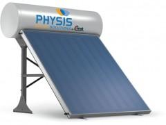 CALPAK Physis 160/2.5 Ηλιακός Θερμοσίφωνας Ταράτσας