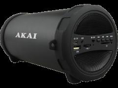 Φορητό Ηχείο Akai ABTS-118 Bluetooth Μαύρο