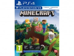 PS4 Game - Minecraft Starter Collection