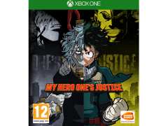 My Hero One s Justice Xbox One