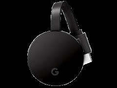 GOOGLE Chromecast 4K Ultra HD