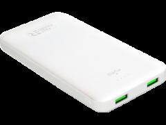 PURO Powerbank 10000 White