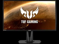 ASUS TUF Gaming VG27AQ 27 inch HDR Quad HD IPS Monitor, 165Hz, G-Sync, Adaptive-Sync, 1ms, HDR10