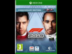 F1 2019 Anniversary Edition Steelbook Edition Xbox One