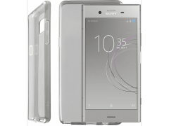 IDOL 1991 Θήκη Sony Xperia XZ1 5.2 Air Slim Tpu Grey - (5205308196058)