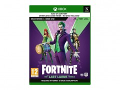 Fortnite The Last Laugh Bundle Xbox One