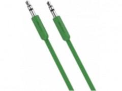 Καλώδιο ήχου - AUX - Allocacoc Flat 1.5M - Πράσινο