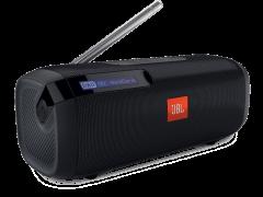 JBL Tuner, Bluetooth Speaker with FM/DAB Radio Black