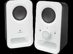 SPEAKERS LOGITECH Z150 WHITE 2.0