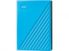 WD My Passport 4TB 2.5 HDD USB 3.2 Blue