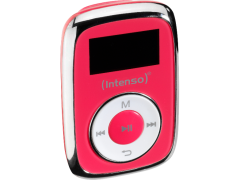 MP3 INTENSO MUSIC MOVER 8GB PINK