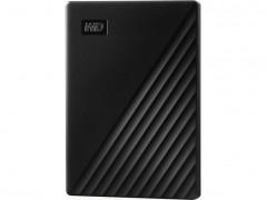 WD My Passport 2TB 2.5 HDD USB 3.2 Black