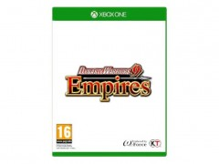 XBOX 360 Game - Dynasty Warriors 9 Empires